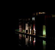 Night in the City by Imaginato