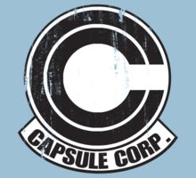 Capsule Corp Retro by optimusjimbo