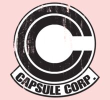Capsule Corp Retro Kids Clothes