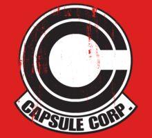 Capsule Corp Retro Kids Clothes