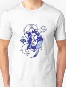 Surfin' Waves Alpha 'D' T-Shirt