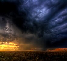 Storm over Nebraska by MattGranz