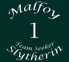 Malfoy Draco Team Seeker SALE SALE by ludlowghostwalk
