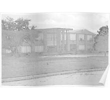 Newman High School Poster