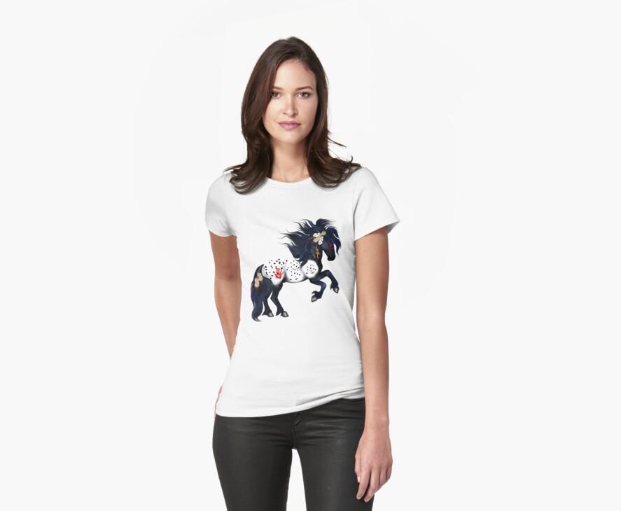 Appaloosa War Pony by Lotacats