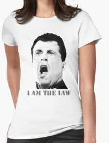 I am the Law! - 3 Womens Fitted T-Shirt