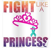Fight Like A Princess Poster