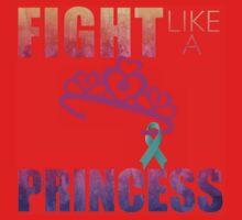 Fight Like A Princess One Piece - Short Sleeve