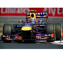 Red Bull Formula 1 Photographic Print