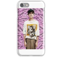 ZACHARY COLE STICKER AND COVER OR IPHONE iPhone Case/Skin