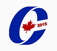 Conservative Party of Canada 2015 Logo Women's Relaxed Fit T-Shirt