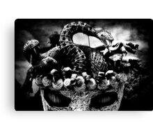 Wicker Canvas Print
