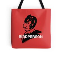 Bird Person Tote Bag