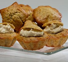Banana Muffins by Renee Cass