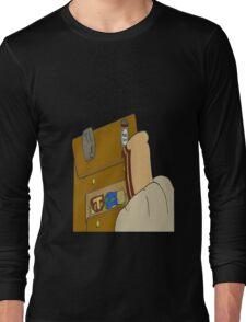 Powdered Toast Man Long Sleeve T-Shirt
