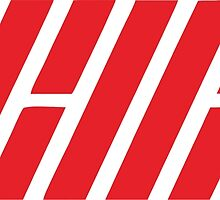 iKON logo red by drdv02