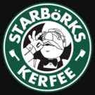 &#x27;Starbrks Kerfee&#x27; (Starbucks / The Swedish Chef) by James Hance
