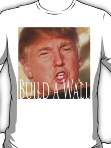 Build a Wall T-Shirt