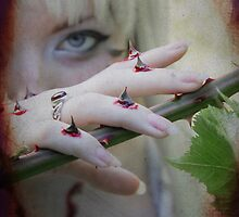 Rose Thorns by WingedCreations