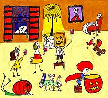 Halloween Party by Alberto  DeJesus