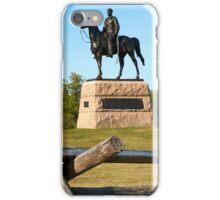 Gettysburg National Park - Meade Memorial - Gettysburg, PA iPhone Case/Skin