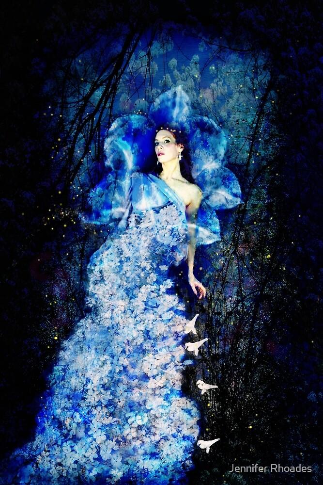 Nightflower by Jennifer Rhoades