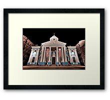 The Armenian Apostolic Church Framed Print