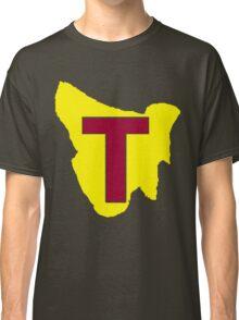 Map of Tassie Classic T-Shirt