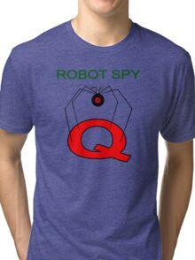Jonny Quest Robot Spy! Tri-blend T-Shirt