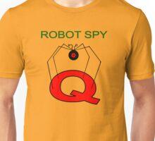 Jonny Quest Robot Spy! Unisex T-Shirt