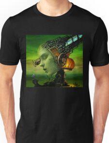 Lamp Woman Unisex T-Shirt