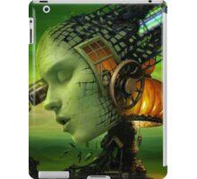 Lamp Woman iPad Case/Skin