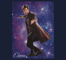 Eleven In Stars Baby Tee