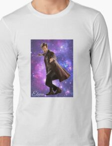 Eleven In Stars Long Sleeve T-Shirt