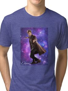 Eleven In Stars Tri-blend T-Shirt