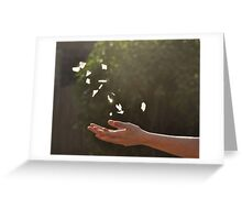 shattered Greeting Card