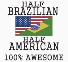 Half Brazilian Half American Kids Clothes