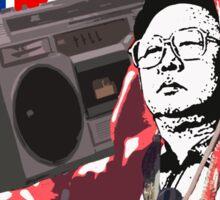 Kim Jung ILL- BOOMBOX Sticker