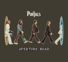 'Aperture Road' (Portal / The Beatles)