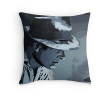 Cowboy Blues  Throw Pillow