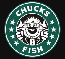 Lew Zealand - CHUCKS FISH T-Shirt
