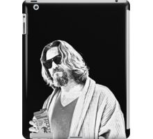 The Big Lebowski -The Dude iPad Case/Skin