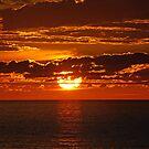 Carrickalinga sunset by John Mitchell