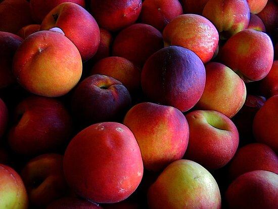 Peachy! by Elfriede Fulda