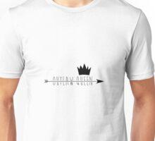 Outlaw Queen;  Unisex T-Shirt
