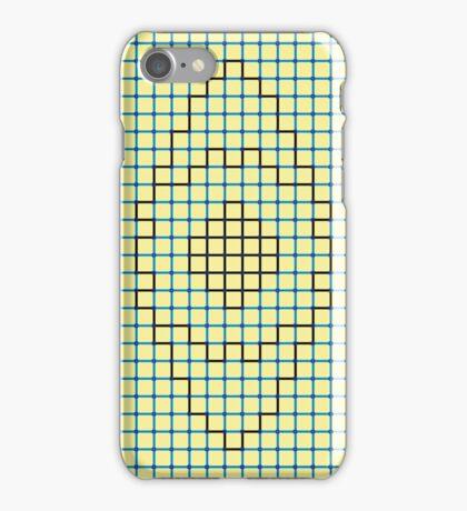 I See You (The Neon Eye) iPhone Case/Skin
