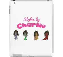 The Mighty Boosh – Styles by Charlie iPad Case/Skin