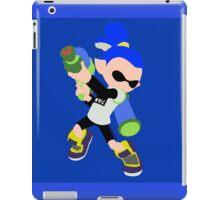 Inkling Boy (Blue) - Splatoon iPad Case/Skin