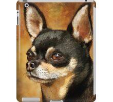 Chihuahua Portrait iPad Case/Skin