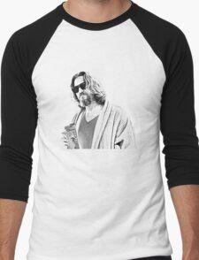 The Big Lebowski -The Dude Men's Baseball ¾ T-Shirt